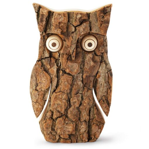Owl Figurine for Office Decor