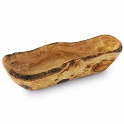 Wood Bread Bowl