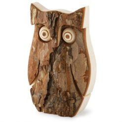 Owl Figurine for Home Decor Table