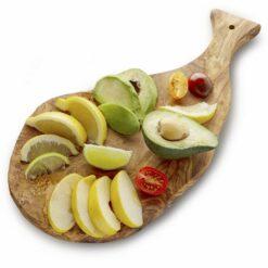 Wooden Fruit Serving Board