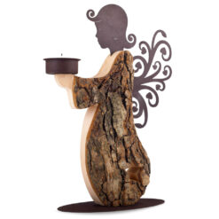 Angel Tealight Candle Holder